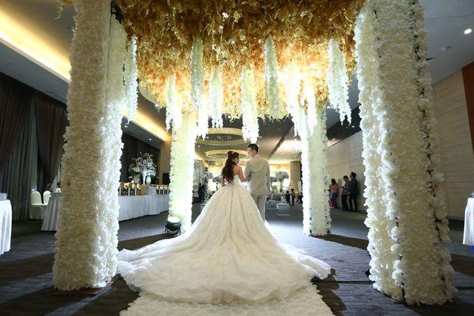 Adrian & Amelia Wedding by DESPRO Organizer - 014