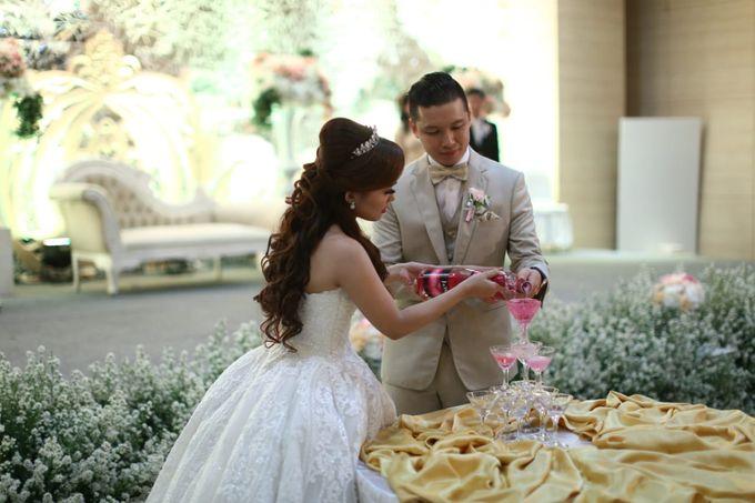Adrian & Amelia Wedding by DESPRO Organizer - 010