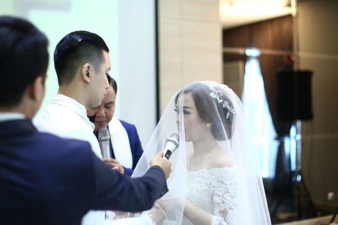 Adrian & Amelia Wedding by DESPRO Organizer - 012