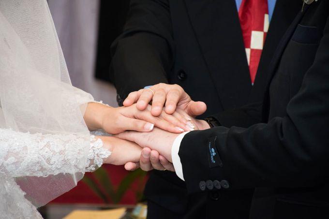 Wedding Day Galatia & Vetty by SHINE PLANNER & ORGANIZER - 025