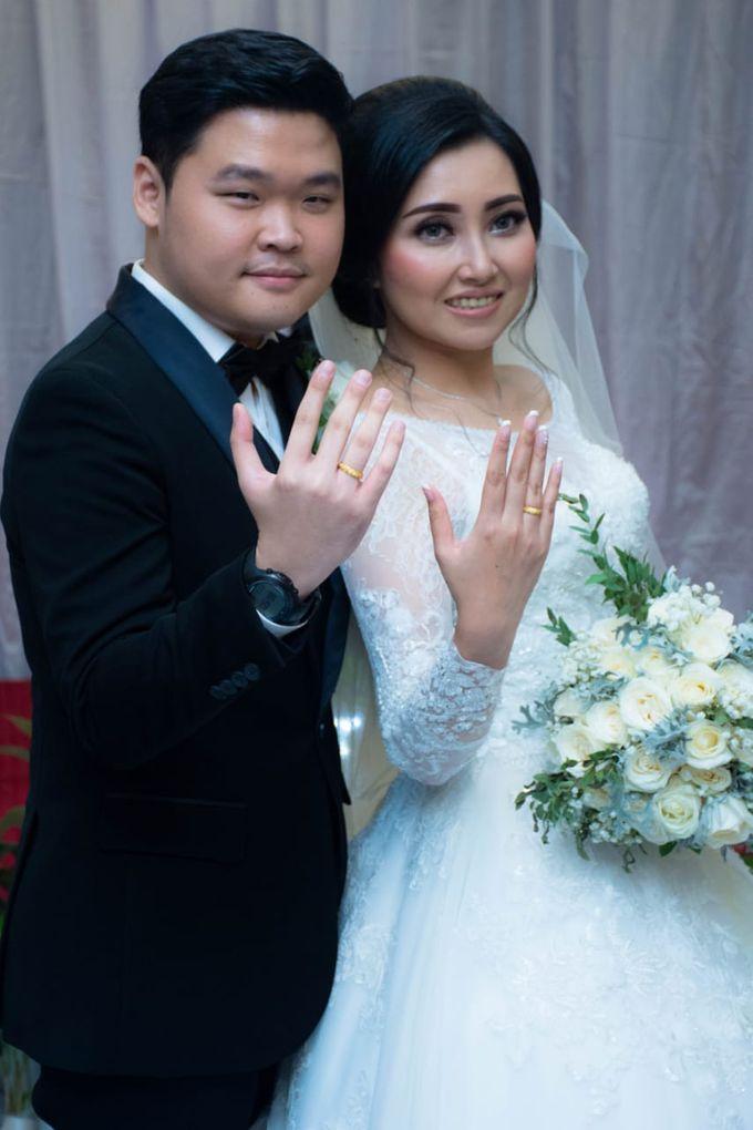 Wedding Day Galatia & Vetty by SHINE PLANNER & ORGANIZER - 026
