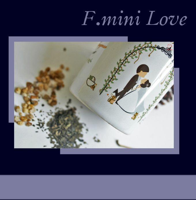 F.MINI LOVE by Mug-App Wedding Souvenir - 003