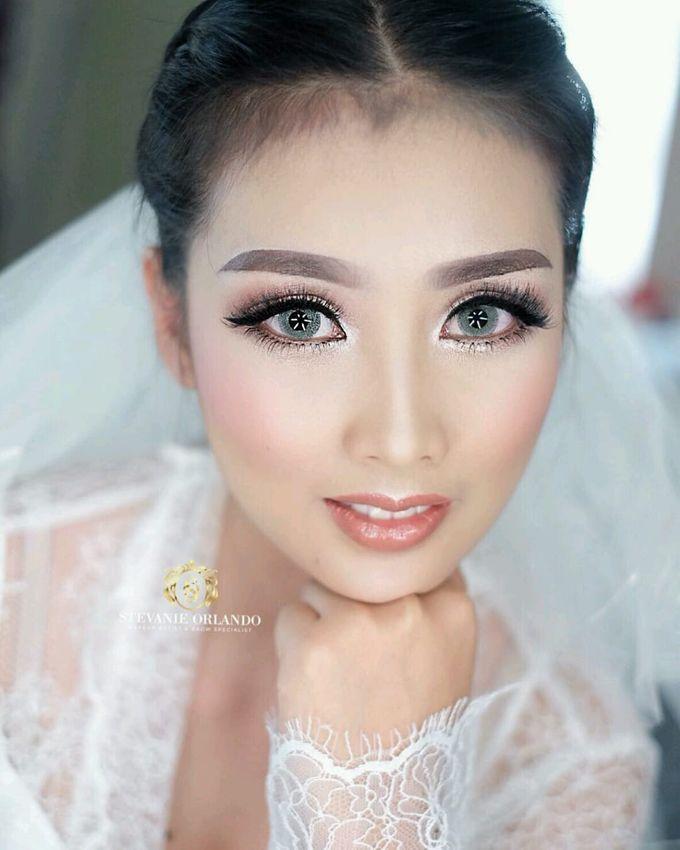 Wedding Makeup For Ms Tasha By Stevorlando Makeup