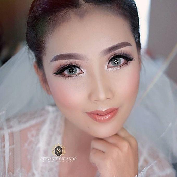 Wedding Makeup For Ms. Tasha by StevOrlando.makeup - 002