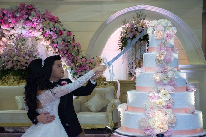 Wedding Day Galatia & Vetty by SHINE PLANNER & ORGANIZER - 027
