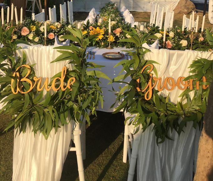 Cherrish & Cyril Wedding Dinner by Bali Becik Wedding - 004