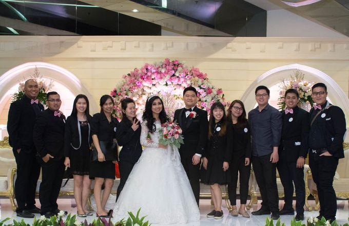 Wedding Day Galatia & Vetty by SHINE PLANNER & ORGANIZER - 030