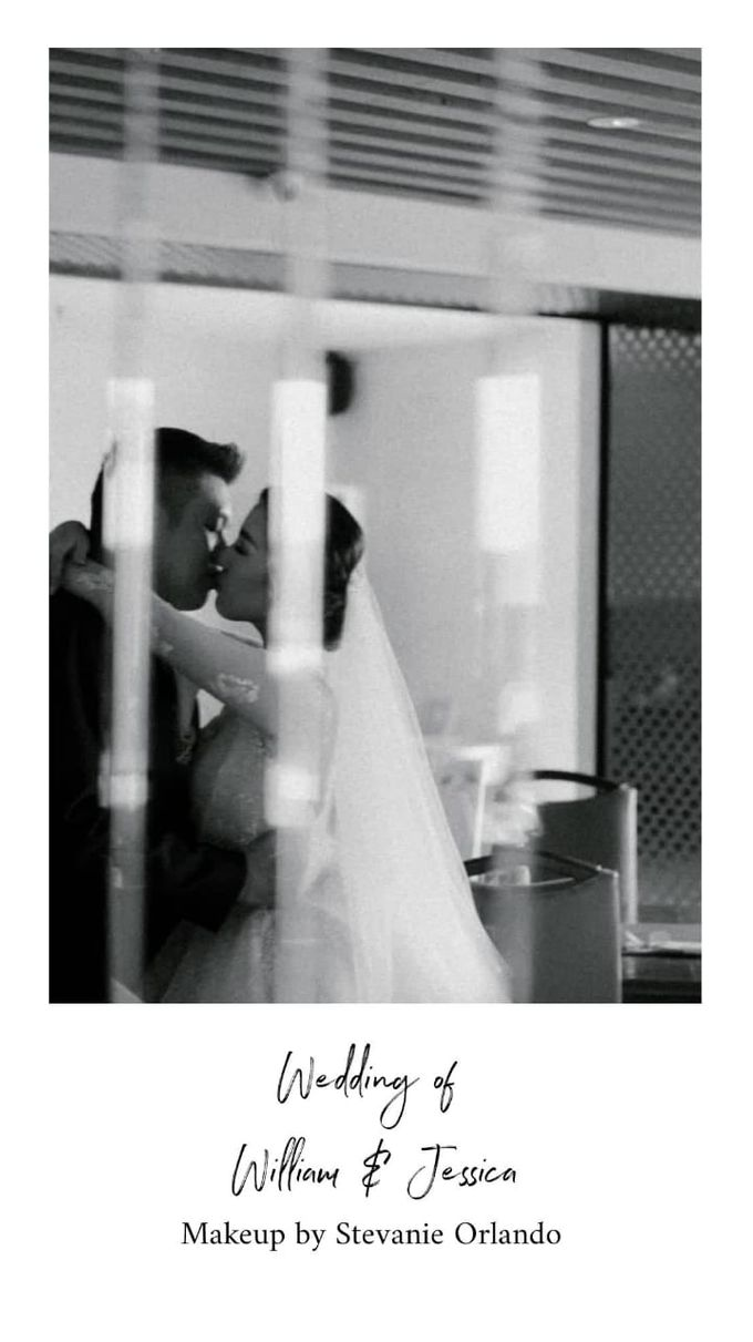 Wedding Of William & Jessica by StevOrlando.makeup - 001