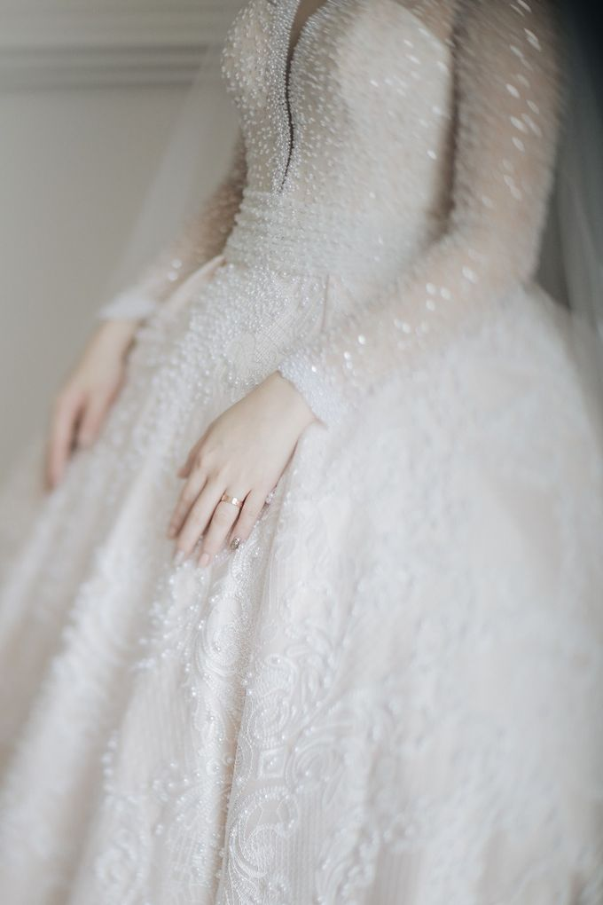 Custom Wedding Gown For Alice by Celra Official - 002