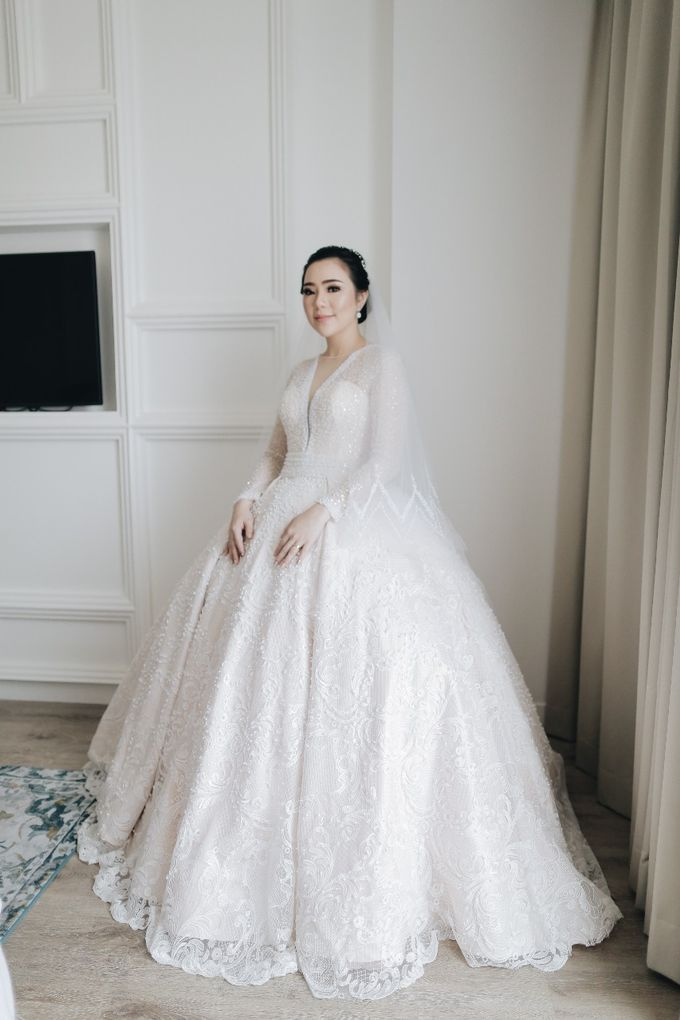 Custom Wedding Gown For Alice by Celra Official - 003