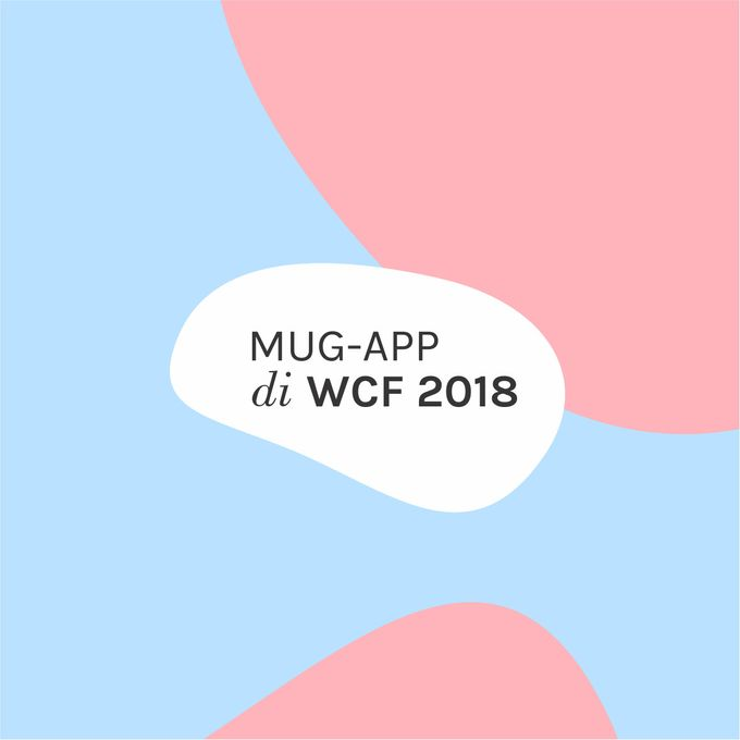 Mugapp Di Wcf 2018 by Mug-App Wedding Souvenir - 002