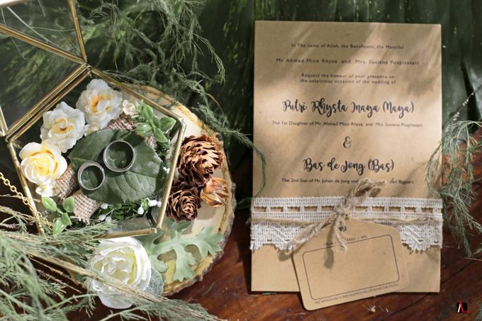 13.10.18 - The Wedding Of Putri & Bas by Sugarbee Wedding Organizer - 006