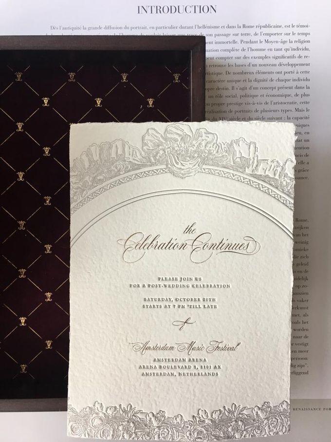 Aileen & Aditya French Riviera Wedding by Pemberley Paperie - 006