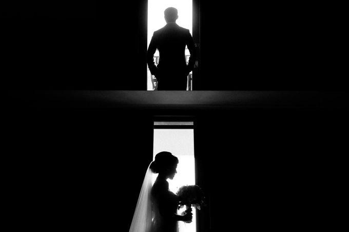 The Wedding Of Alexander & Veriana by Hilton Bali Resort - 027