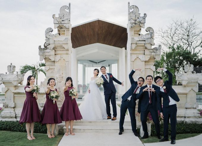 The Wedding Of Alexander & Veriana by Bali Wedding Atelier - 019