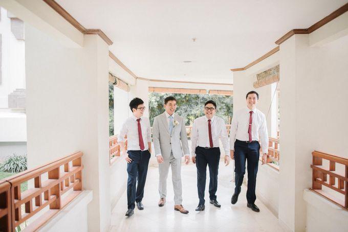 The Wedding Of Alexander & Veriana by Hilton Bali Resort - 012