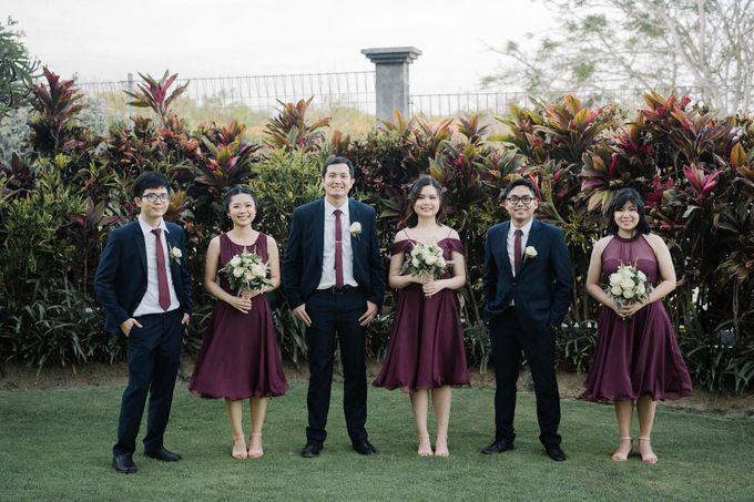 The Wedding Of Alexander & Veriana by Hilton Bali Resort - 015