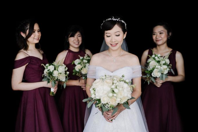 The Wedding Of Alexander & Veriana by Hilton Bali Resort - 006