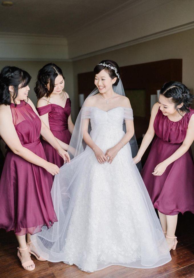 The Wedding Of Alexander & Veriana by Bali Wedding Atelier - 005