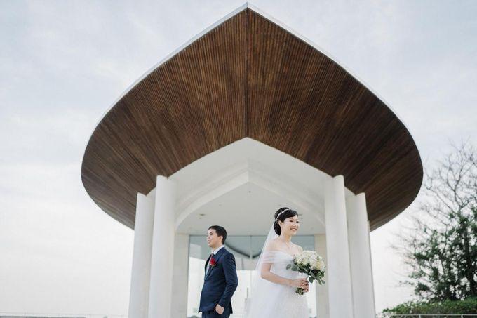 The Wedding Of Alexander & Veriana by Hilton Bali Resort - 023