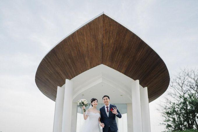 The Wedding Of Alexander & Veriana by Hilton Bali Resort - 025