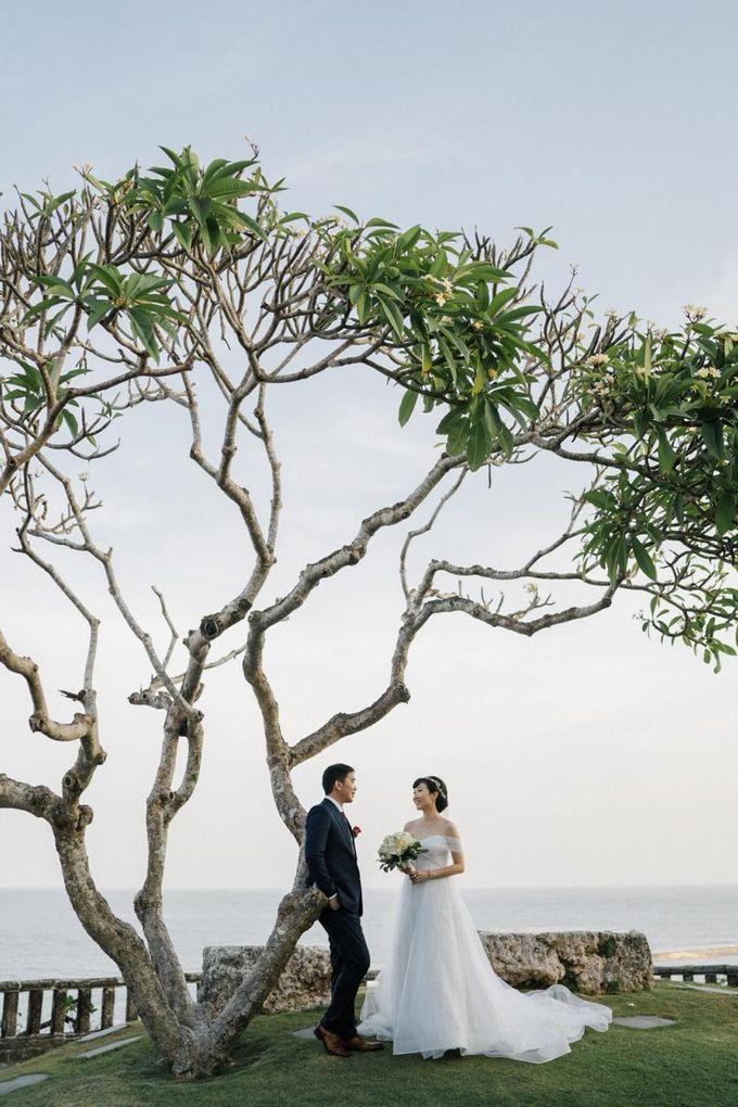 The Wedding Of Alexander & Veriana by Hilton Bali Resort - 026