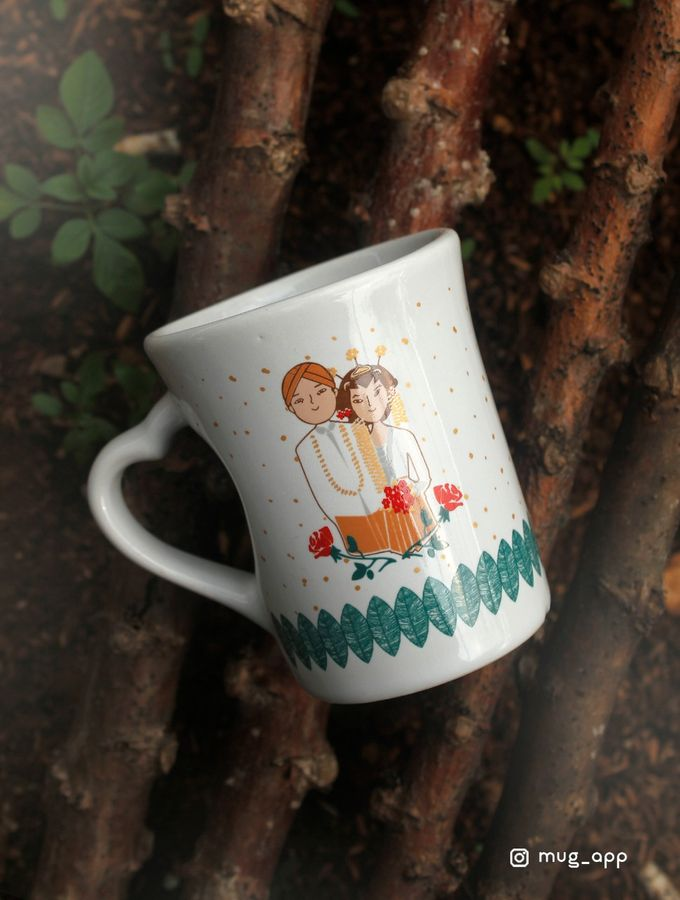 F.Mini Love Dewi dan Adam by Mug-App Wedding Souvenir - 002