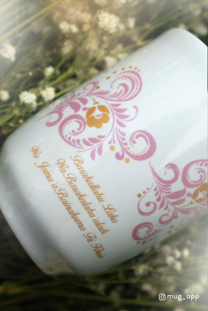 Mug Ocha New Wedding Ario dan Fitria by Mug-App Wedding Souvenir - 003