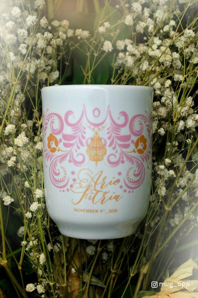 Mug Ocha New Wedding Ario dan Fitria by Mug-App Wedding Souvenir - 004