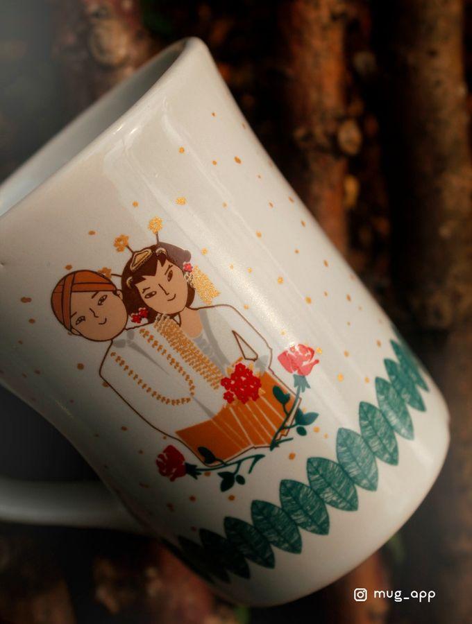 F.Mini Love Dewi dan Adam by Mug-App Wedding Souvenir - 003