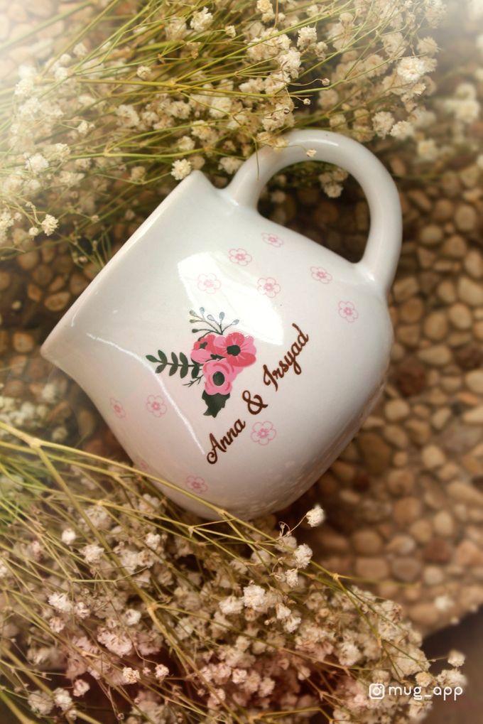 Mug Gentong Wedding Anna&Irsyad by Mug-App Wedding Souvenir - 001