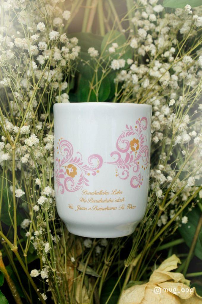 Mug Ocha New Wedding Ario dan Fitria by Mug-App Wedding Souvenir - 002