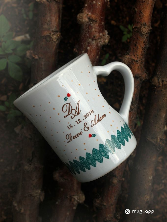 F.Mini Love Dewi dan Adam by Mug-App Wedding Souvenir - 001