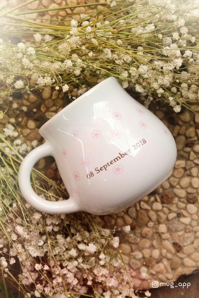 Mug Gentong Wedding Anna&Irsyad by Mug-App Wedding Souvenir - 002