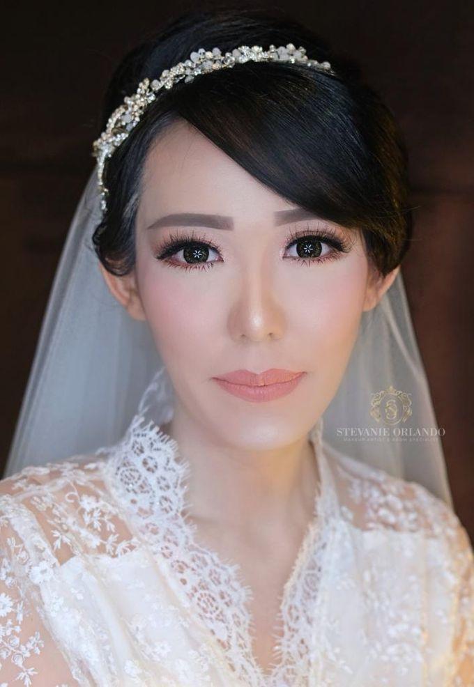 Wedding Makeup Of Ms Sophia By Stevorlando Makeup