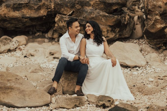 Neeta & Steven Prewedding by MOZZO - 006