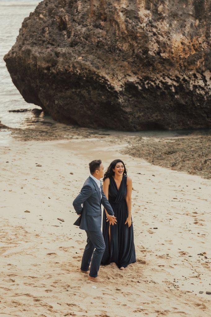 Neeta & Steven Prewedding by MOZZO - 003