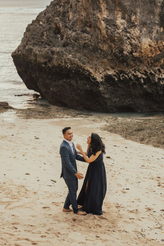 Neeta & Steven Prewedding by MOZZO - 004