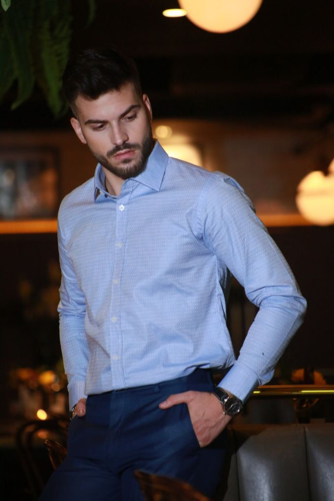 Shirt by MOZZO - 013