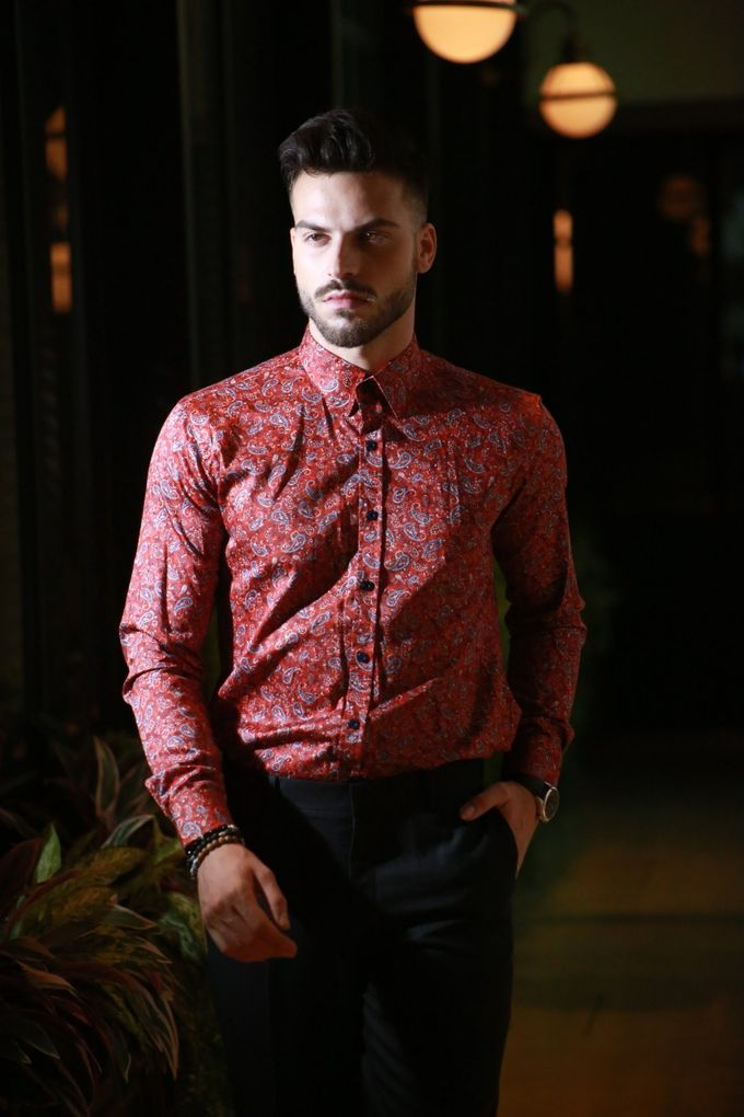 Shirt by MOZZO - 012