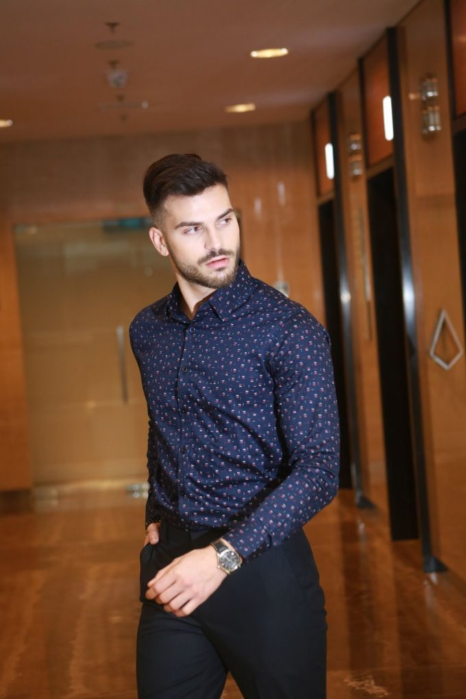 Shirt by MOZZO - 009