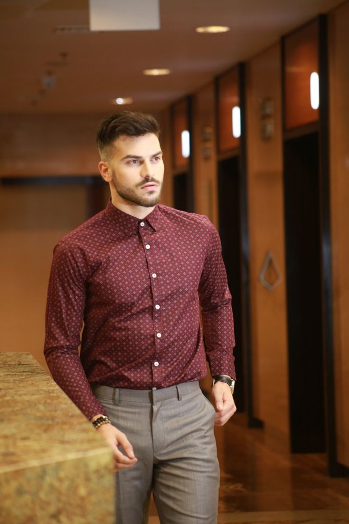 Shirt by MOZZO - 014