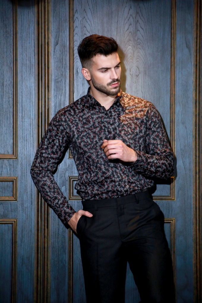 Shirt by MOZZO - 003