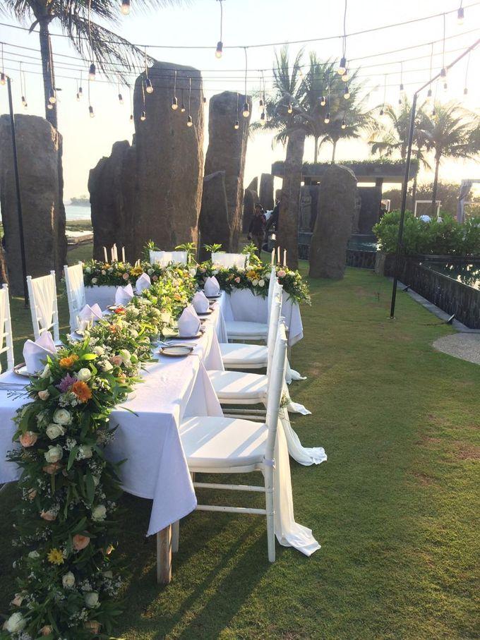 Cherrish & Cyril Wedding Dinner by Bali Becik Wedding - 001