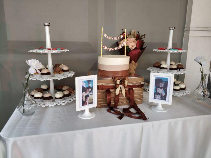 Gerhantari & Gilang Engagement by Bestival Wedding Planner & Organizer - 009