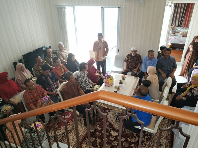 Gerhantari & Gilang Engagement by Bestival Wedding Planner & Organizer - 004