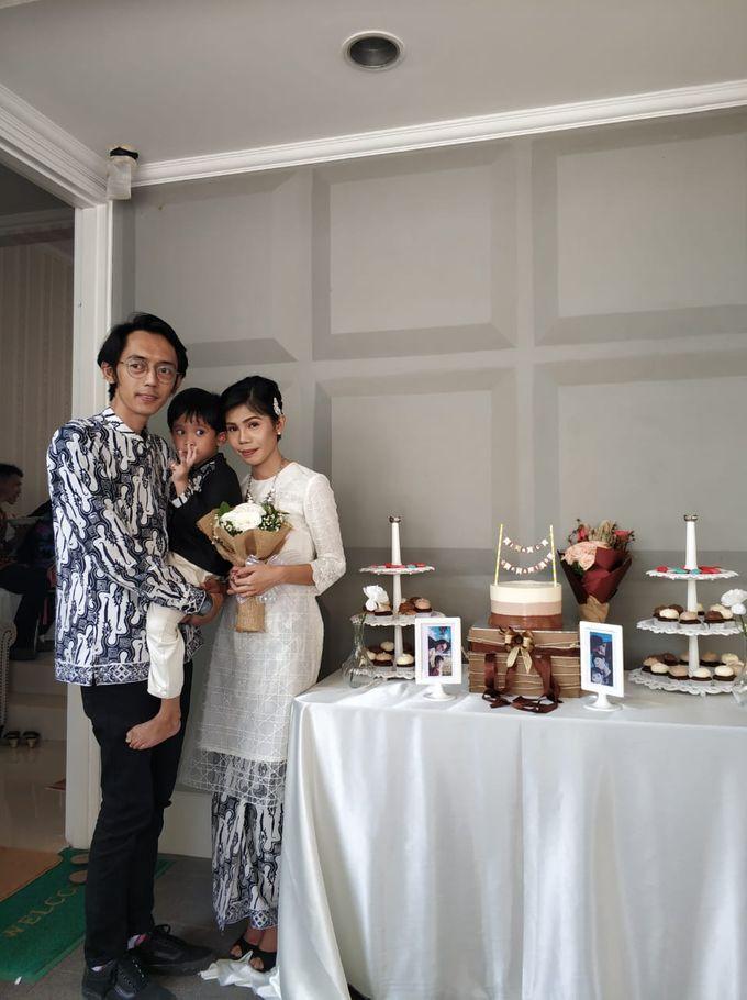 Gerhantari & Gilang Engagement by Bestival Wedding Planner & Organizer - 005