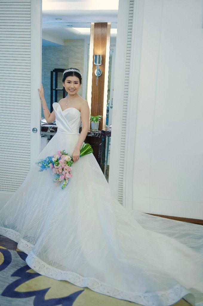 wedding of william & amanda by Vivi Valencia - 003