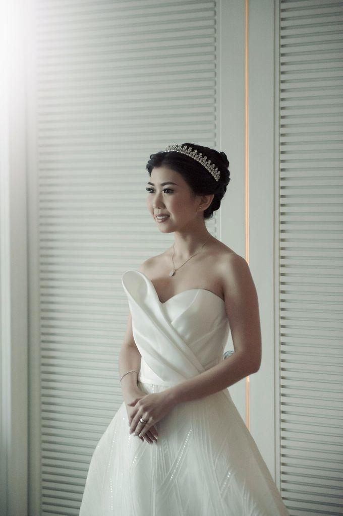 wedding of william & amanda by Vivi Valencia - 001