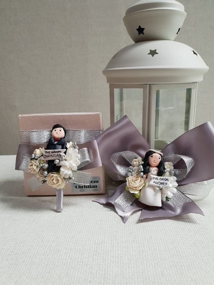 Corsage & hand Corsage by Art of ME - 001